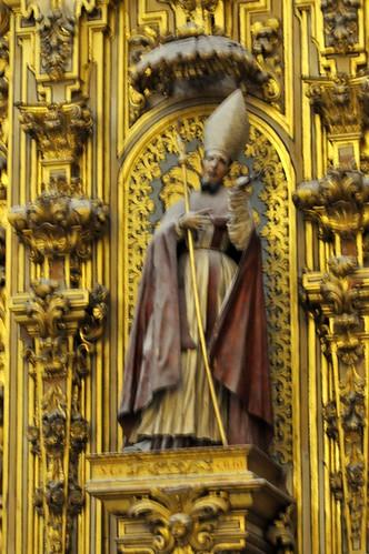Granada catedral retablo de santiago san cecilio de jos - Abella granada ...