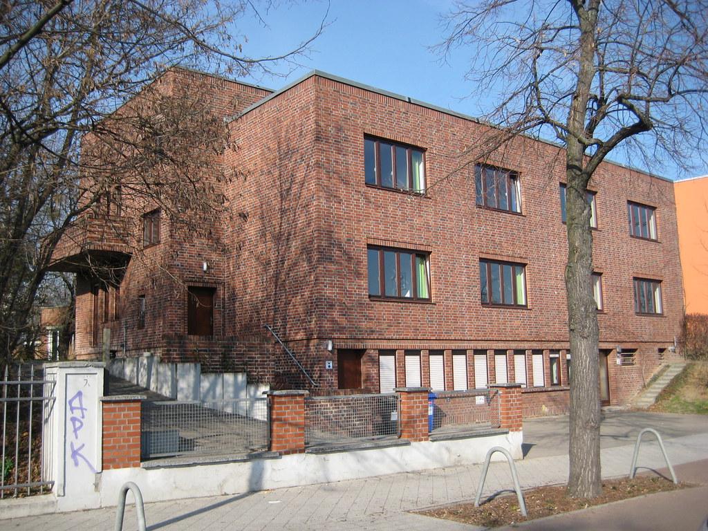 Architekt Magdeburg 1929 magdeburg doppelwohnhaus arzt busch architekt baumann flickr