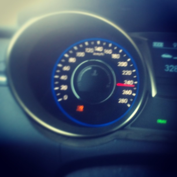 Top speed in my car #top_speed #topspeed #my_car #genesis … | Flickr