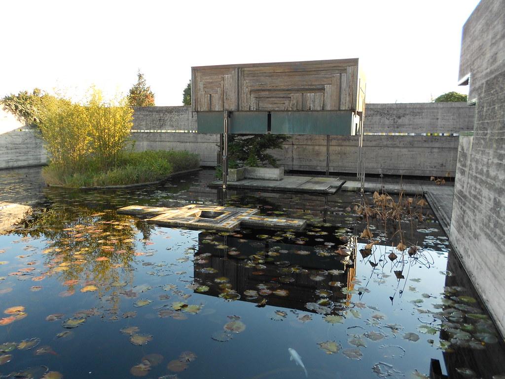 Padiglione sull 39 acqua tomba brion carlo scarpa flickr for Carlo scarpa tomba