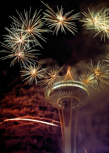Space Needle 2013-4 | by sigimphoto