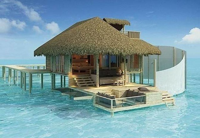 Tropical Island Beach Hut: Flickr - Photo Sharing