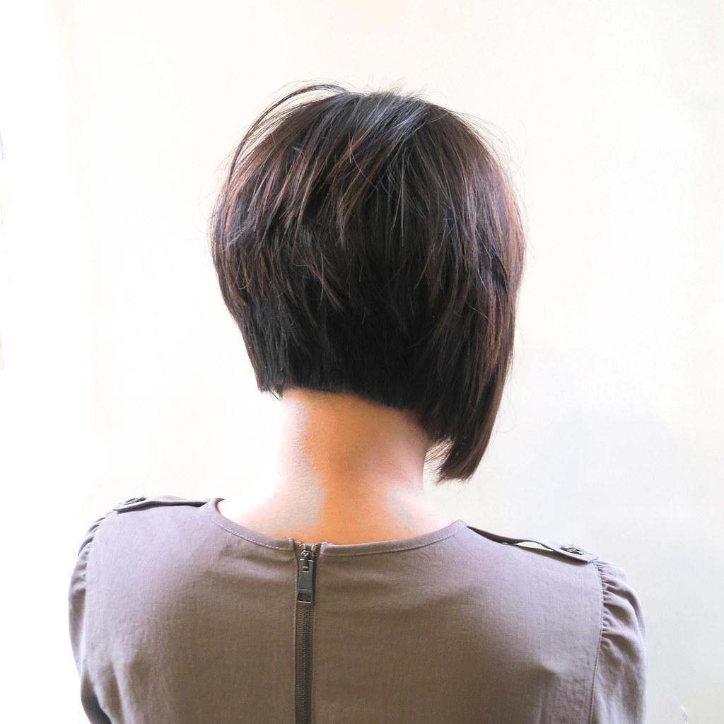 Back Of The Bob Haircut Arthur Sebastian Flickr