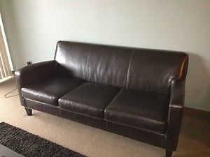 Jappling sofa 34wx74lx 32h 200 ikea leather sofa flickr for Ikea jappling chair
