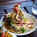 Soft Shell Crab Mango Salad, $22.90: Korn Thai, Crows Nest. Sydney Food Blog Review