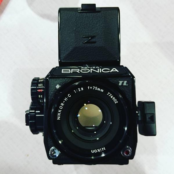 Bronica HC 75mm f2.8 最強標頭風格