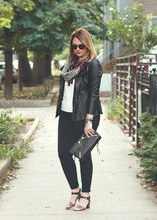 26 & Counting Leather Jacket 1 | by lizurso