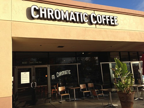 Chromatic Coffee | by The Ardvaark