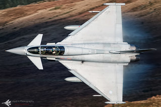 29 Squadron Eurofighter Typhoon T3 | by lloydh.co.uk