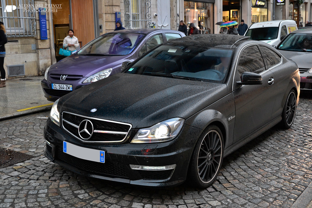 Mercedes Benz C63 Amg Coup 233 Www Grand Est Supercars Com Flickr