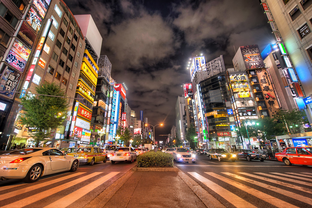 The Bright Lights To Akihabara Tokyo Japan This Is