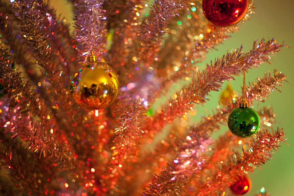 Oh Christmas Tree Decorating Theme