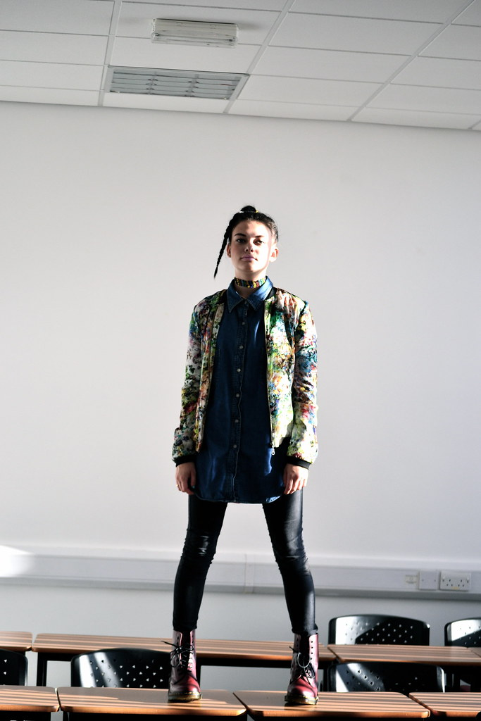 University Of Salford Fashion Styling And Image Making