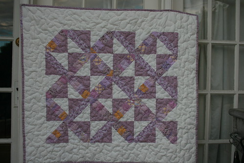 scrap quilt | by Leigh - leedle deedle quilts