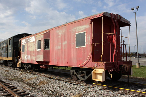 Southern Caboose X741