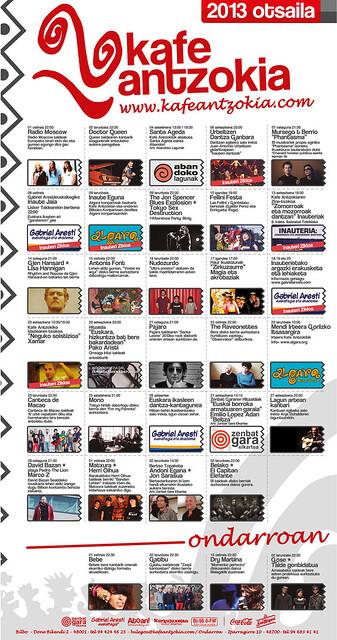 Kafe antzokia 2012ko otsaila by for Kafe antzokia agenda