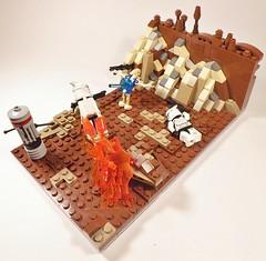 Star Wars Battlefront - Geonosis by Kyle Peckham