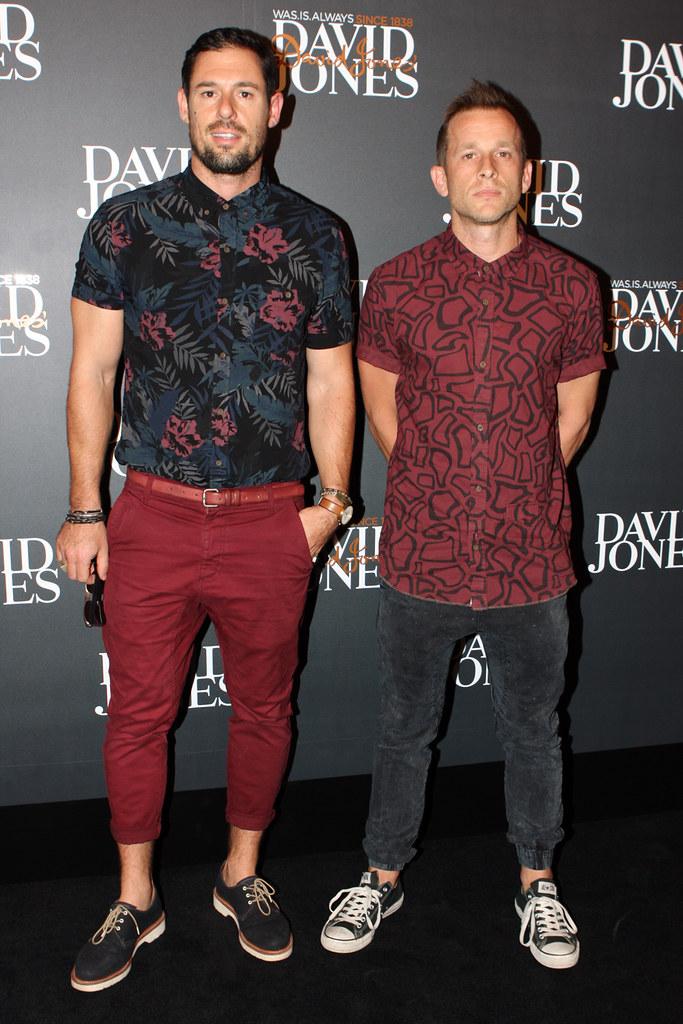 david jones shoes