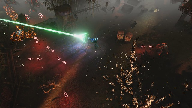 Alienation adds weekly missions, new weapons and more
