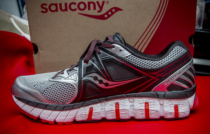 1a39db893fa1 The One about the Saucony Redeemer ISO shoes - Dennis A. Amith