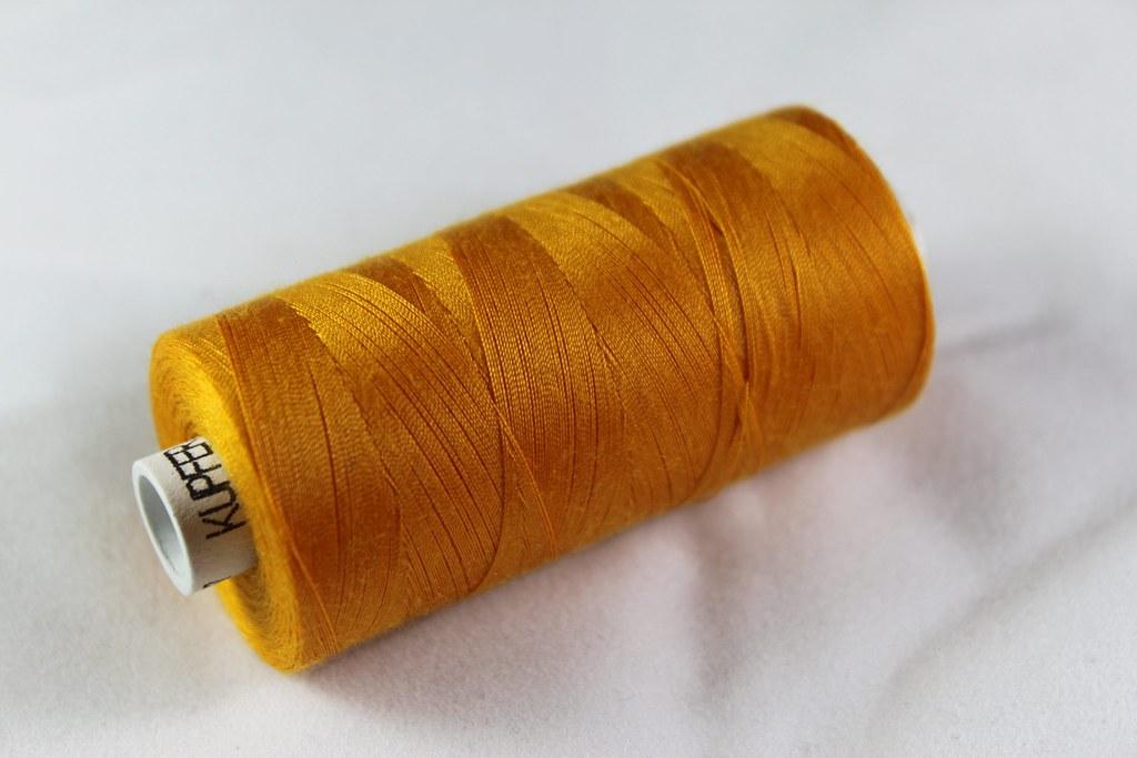 Markengarn orange 0137