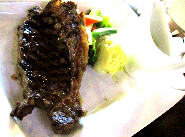 Eco Delite Australian strip loin steak 1
