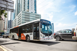 A new Metrobus system bus | by World Bank Photo Collection