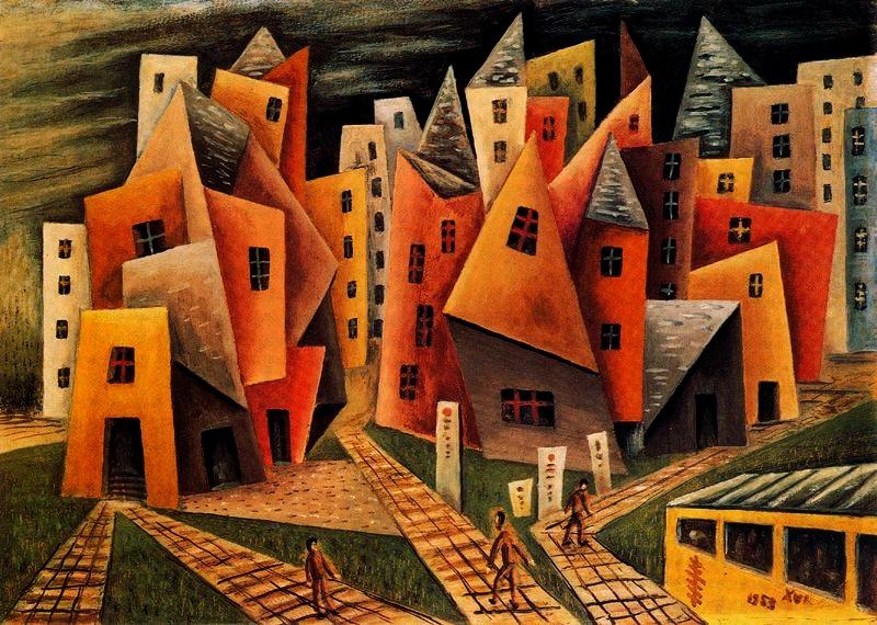 Solar, Xul (1887-1963) - 1953 Barrio (Museo Xul Solar, Bue… | Flickr