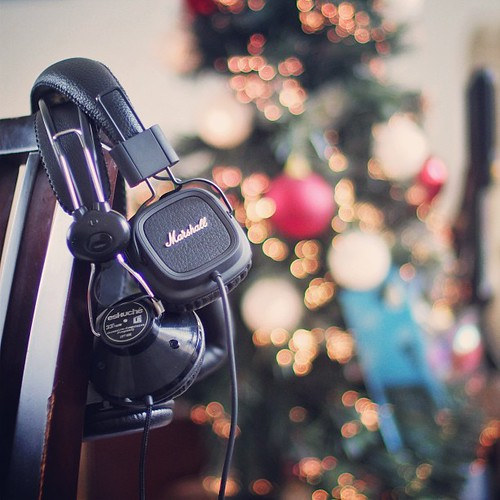 Headphones and camera cleaning day of the year | by Patrick Ng