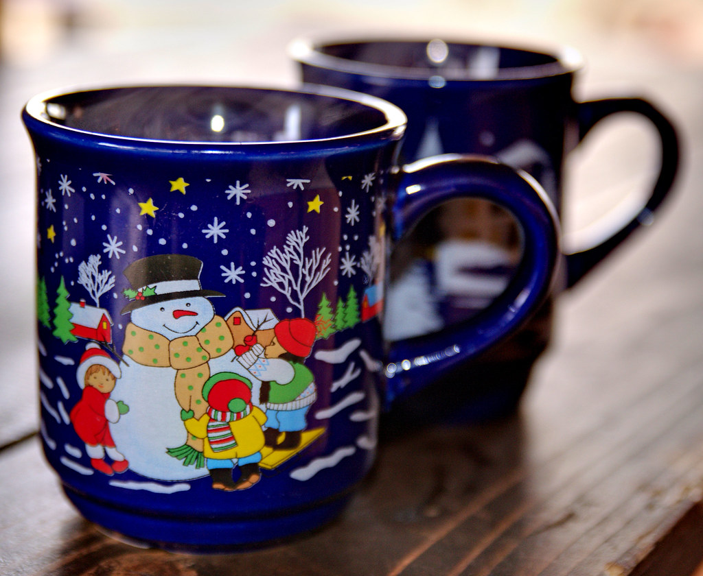 Gl 252 Hweintasse A Cup Of Mulled Wine From Tollwood Christmas Flickr
