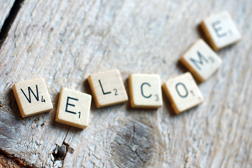 Welcome. | by Dikke Biggie.