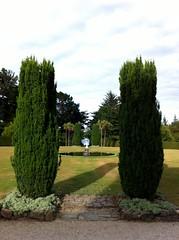 gardens at larnach castle