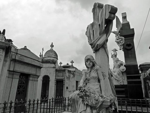 Cementerio de La Recoleta (Buenos Aires)