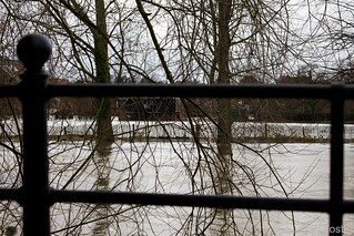 HFF from a very full river Severn.. | by AJFpicturestore