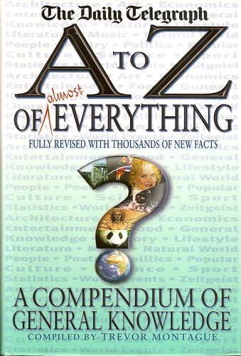 A - Z of Everything | by Bolckow