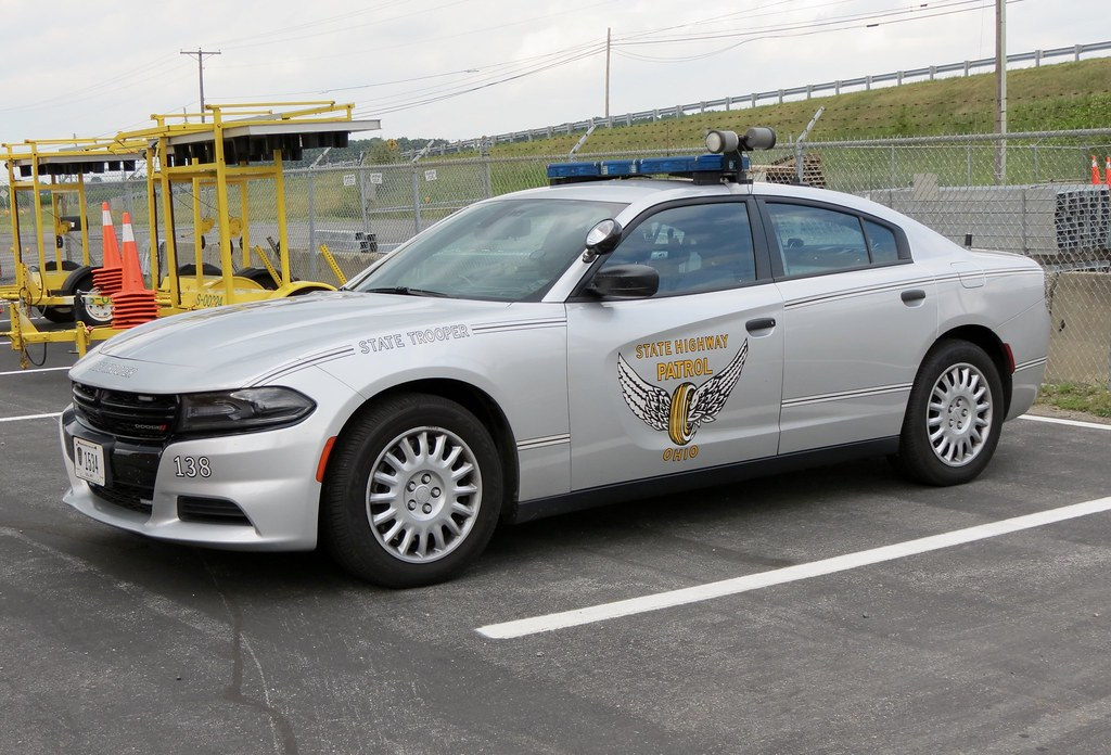 Ohio State Highway Patrol | 2016 Dodge Charger AWD | Flickr