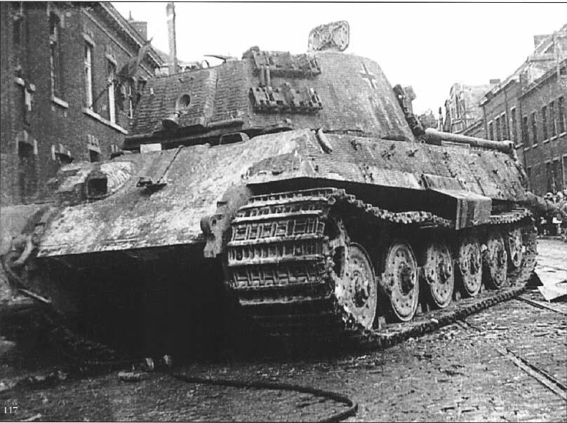Tiger Ii Tactical Number 113 Photo 1 Tiger Ii 113 Became