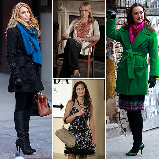 Pictures Best Fashion Moments From Gossip Girl Series Five