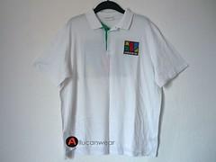 Tennis Adidas 70`s Ivan Lendl Vintage Polo New 80`s Shir FYTcAWWZ
