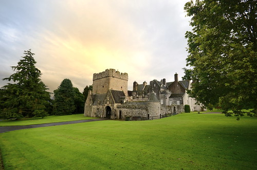 Drum Castle, Scotland | by Dragos Cosmin- Getty Images Artist