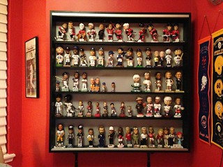 Bobblehead Cabinet | by Julie Rubes