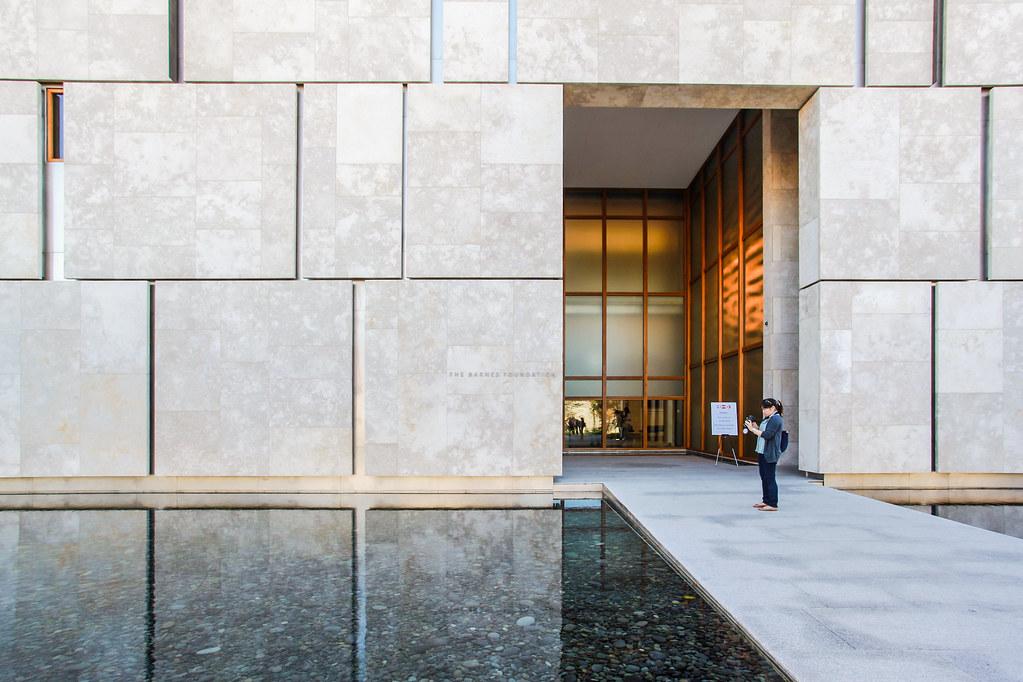 The Barnes Foundation Tod Williams Billie Tsien Architec