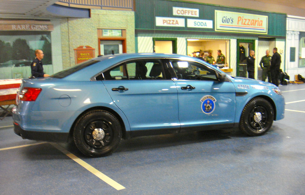 Maine State Police Maine State Police Ford Taurus