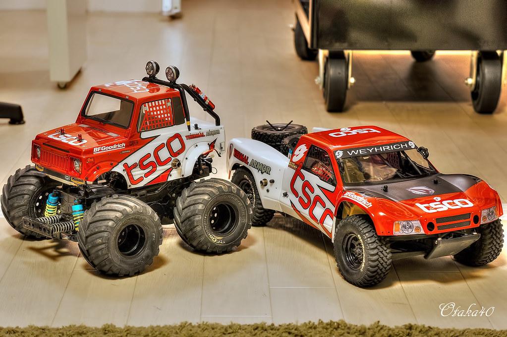 Mini Trophy Truck >> HPI Mini-Trophy TSCO Racing ver. HDR @ Otaka   Otaka0706   Flickr