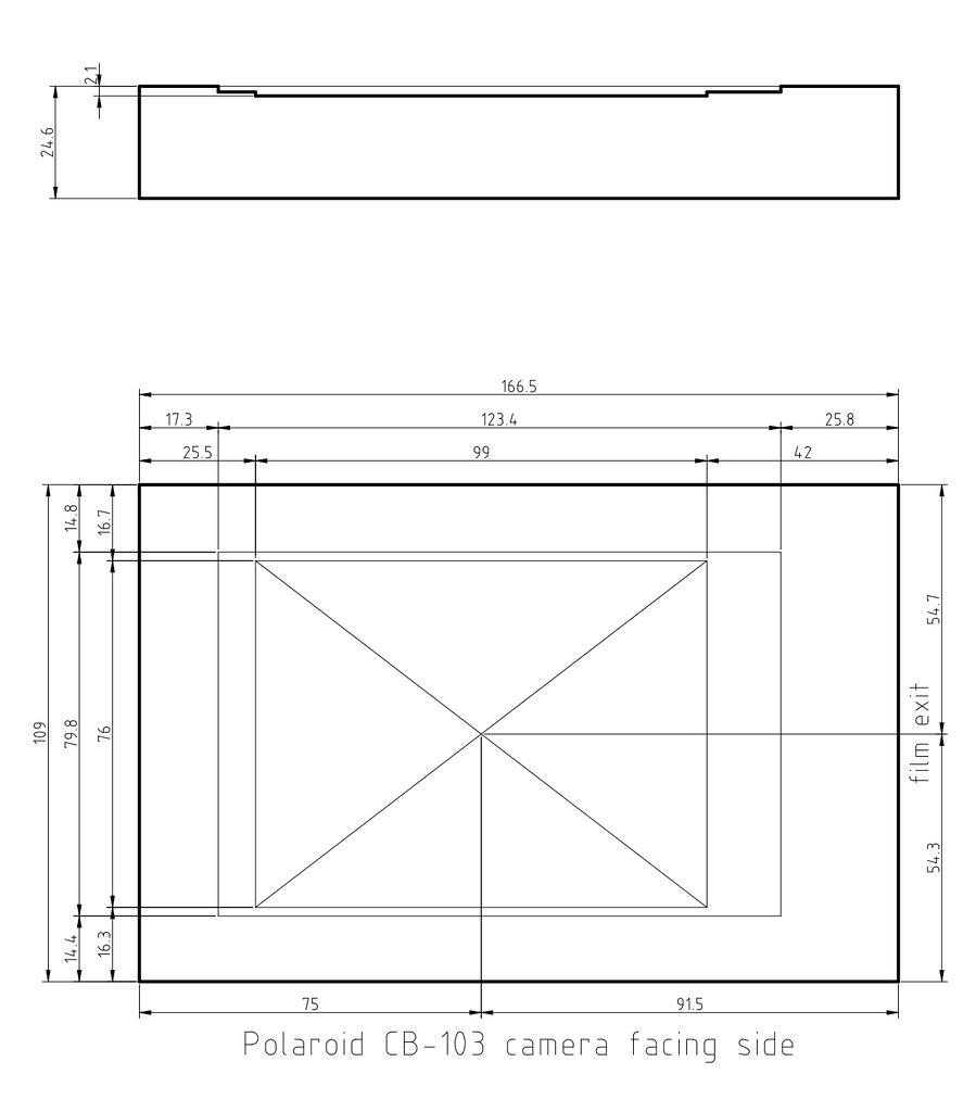 Extrêmement Polaroid Dimensions Margin Related Keywords & Suggestions  RD79