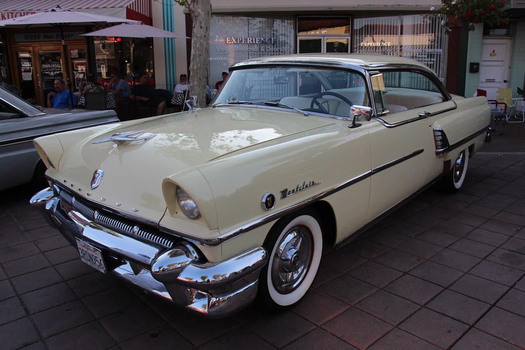 1955 mercury montclair 2 door hardtop edsel ford for 1955 mercury monterey 2 door hardtop