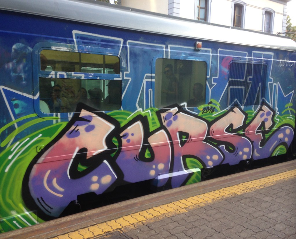 trains from naples italy