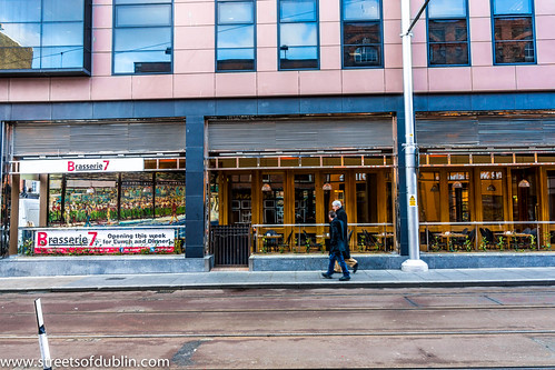 New Brasserie 7 Restaurant On Abbey Street (I Was Their First Very Customer) | by infomatique