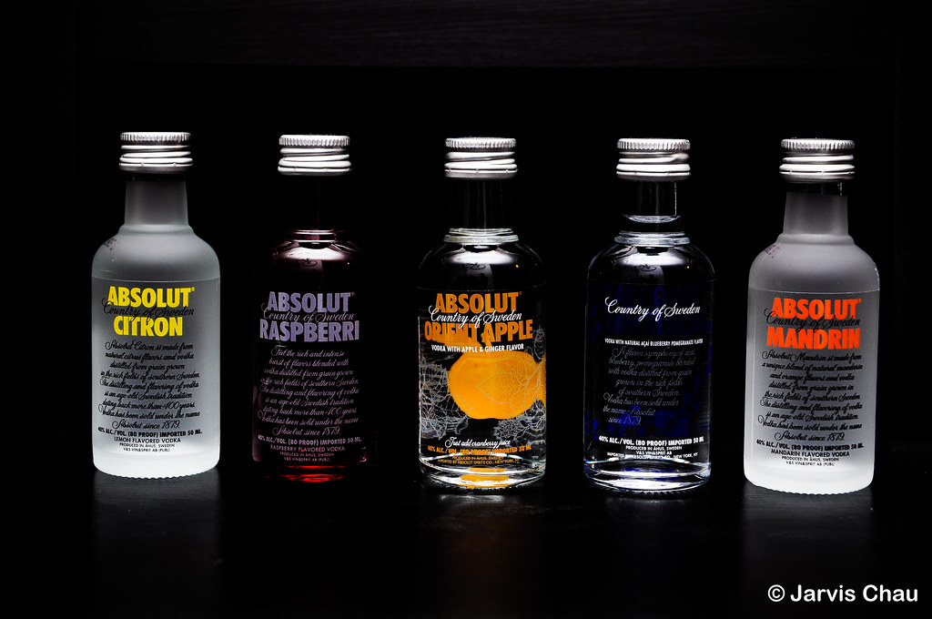 the status of absolut vodka on the american market