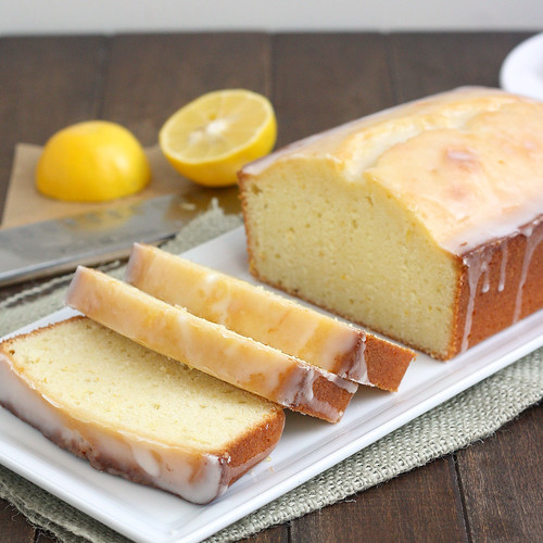 Meyer Lemon Pound Cake | by Tracey's Culinary Adventures